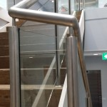 Stair Stainlesss Steel Balustrade
