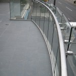 Stainless Frameless Glass Balustrade