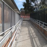 Structural School Balustrade